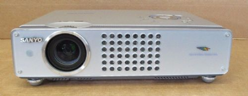 Sanyo PLC-XE20 Pro XtraX Multiverse LCD Projector 240V Zoom Lens 1500 Ansi Lumen